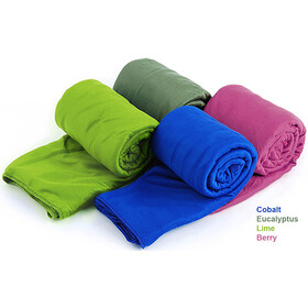 Sea to Summit Pocket Towel Medium Cobalt Blue